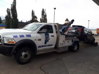 Edmonton towing